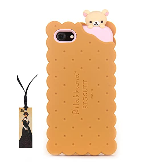 buy popular 128ba 09e10 CASESOPHY Biscuit Case for iPhone 6+ 6S Plus 5.5