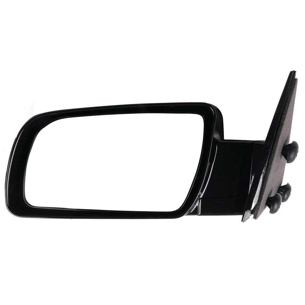 SCITOO Towing Mirrors Replace Mirror Parts with Black Textured and Manual Folding Function Compatible for fit 1992-2000 Chevrolet Blazer 1992-1999 Chevrolet Suburban Comes with Left Mirrors 116444-5206-1539054183