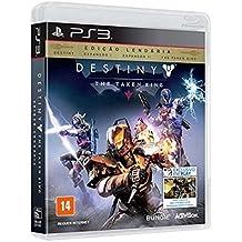 Game Ps3 - Destiny - The Taken King - Edicao Lendaria:destiny Espansao I, Espansao Ii, The Taken King