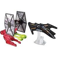 Hot Wheels Star Wars La fuerza despierta Starship Primera orden Fuerzas especiales TIE Fighter Blast Attack