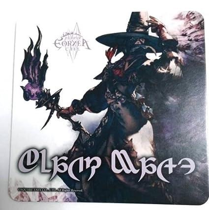 Amazon.com: Final Fantasy XIV clase negro Mage posavasos ...
