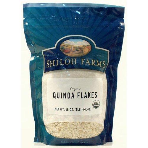 Organic Quinoa Flakes - 6 x 16 Oz by Shiloh Farms