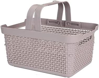 张伟杰 picnic basket for 2 Portable basket storage basket ...