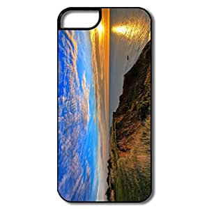 Ocean View Sunset Type For Designed Apple IPhone 5/5S