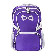 Nfinity Princess Backpack, Purple