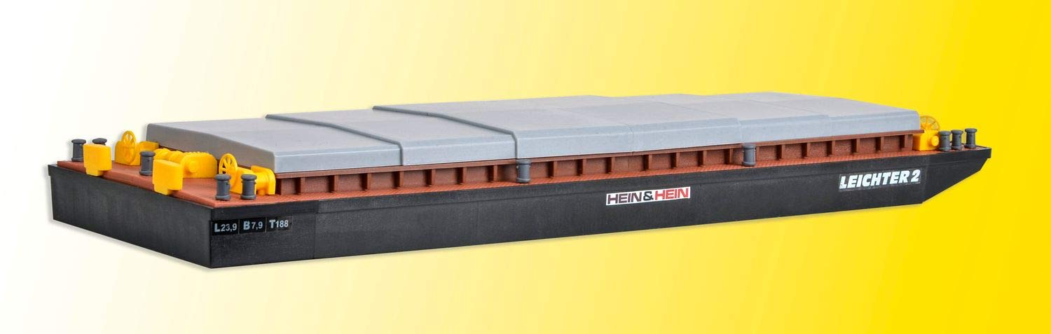 Ho Scale Container Barge//Lighter