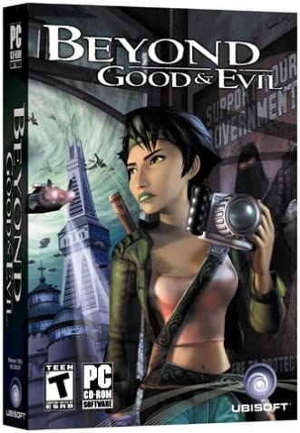 Beyond Good And Evil Computer And Video Games Amazon Ca