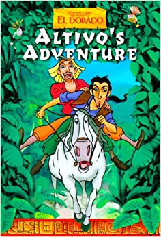 Amazon.com: Altivo's Story (The Road to El Dorado