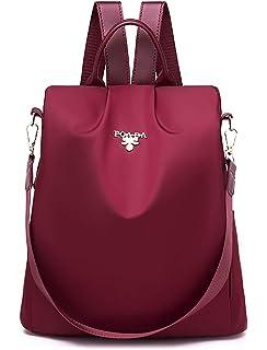 Bolsos mochila para mujer Anti robo Bolsos escolares
