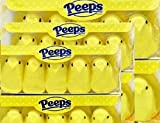 Peeps Yellow Chicks, 10 Count Package - 3 Pack - 30 Chicks Total