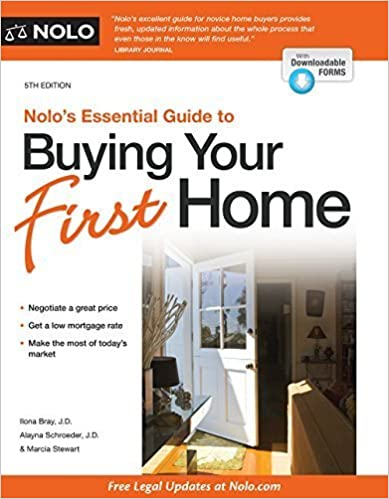 Book Nolo's Essential Guide to Buying Your First Home (Nolo's Essential Guidel to Buying Your First House) December 12, 2014