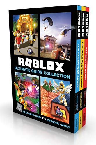 Roblox Ultimate Guide Collection: Top Adventure Games, Role-Playing...