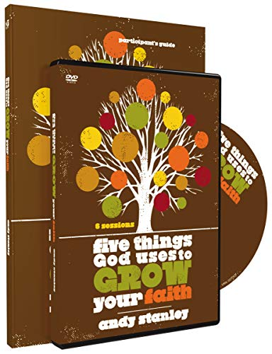 Five Things God Uses to Grow Your Faith Participant's Guide with DVD (The Five Thing)
