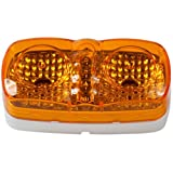Blazer CW1544A Amber LED Multi-Reflective Clearance Marker Light
