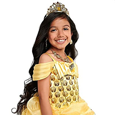 Disney Belle Costume for Kids - Beauty and The Beast Yellow: Clothing