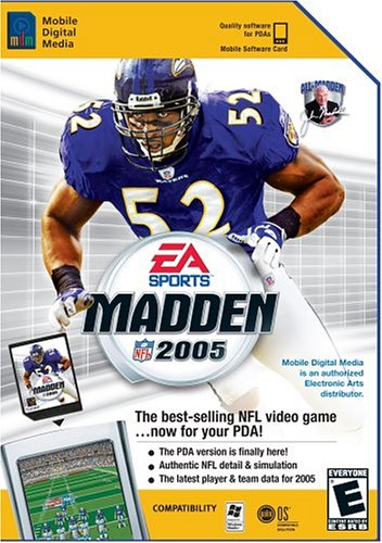 EA Sports Madden 2005