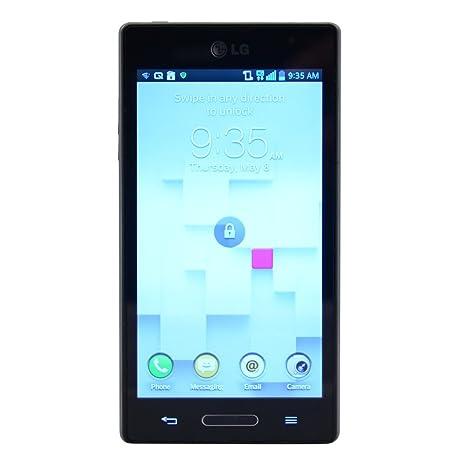 Amazon Com Lg Optimus L9 P769 4g T Mobile Cell Phones Accessories