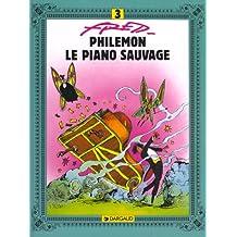 Piano sauvage (le) philemon 03