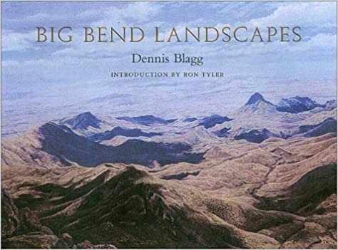 Big Bend Landscapes (Joe and Betty Moore Texas Art Series)