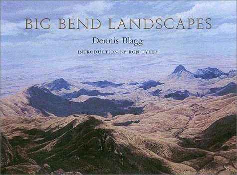 Big Bend Landscapes (Joe and Betty Moore Texas Art Series)