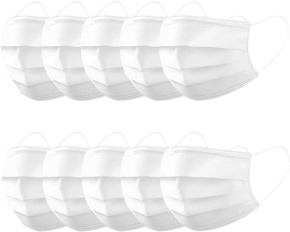 HUBEN Set di filtri Antipolvere a 3 Strati Tre Strati di Alta qualit/à