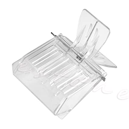 Plastic Beekeeping Bee Catcher Tool Queen Clips Bee Catcher Cage Beekeeper Equip
