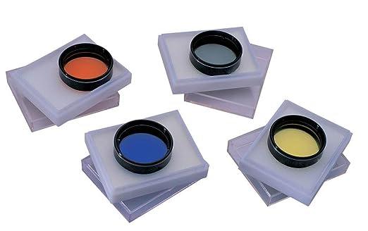 """16 opinioni per Set di 4 Filtri colorati per telescopio 31,7mm 1,25""""- I più importanti!!!"""