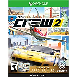 The Crew 2 Gold Edition - Xbox One