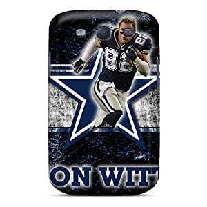 Samsung Galaxy S3 NIw12142xpLw Provide Private Custom Attractive Dallas Cowboys Series Scratch Resistant Hard Phone Cases -LavernaCooney