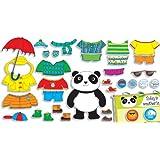 Scholastic Weather Panda Bulletin Board (TF8021)