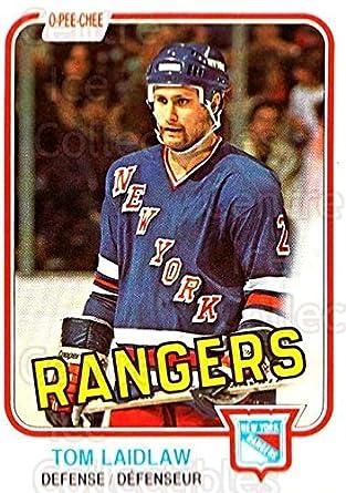 Amazon.com  (CI) Tom Laidlaw Hockey Card 1981-82 O-Pee-Chee (base ... 202c97b49