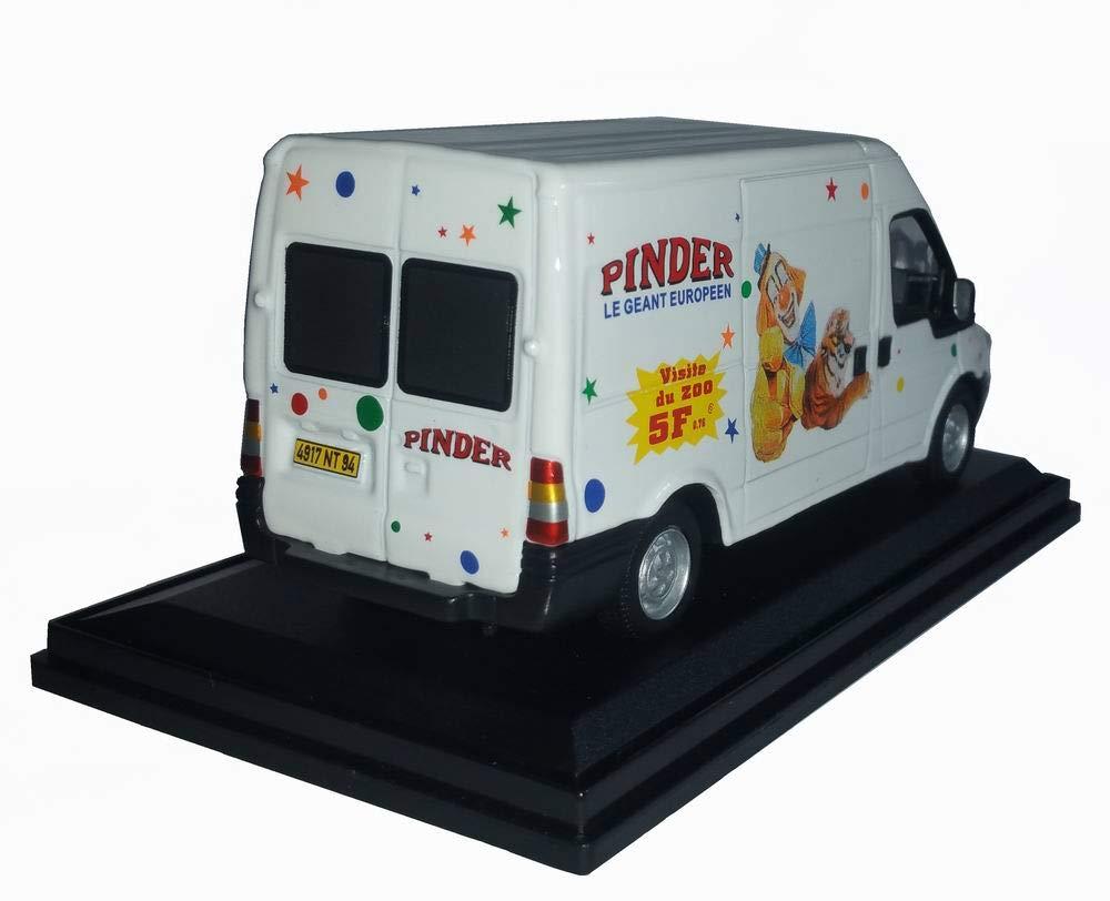 OLIEX Camionnette Ford Transit Cirque PINDER 1//43 S/érie Limit/ée 1512