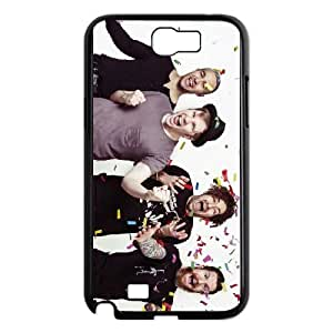 Fall out boy Samsung Galaxy N2 7100 Cell Phone Case Black WS0246301
