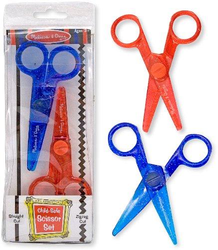 Child-Safe Scissor Set  Case Pack 4 Child-Safe Scissor Set