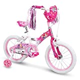 "Huffy 16"" Disney Princess Girls Bike by, Choose Your Own Princess Basket"