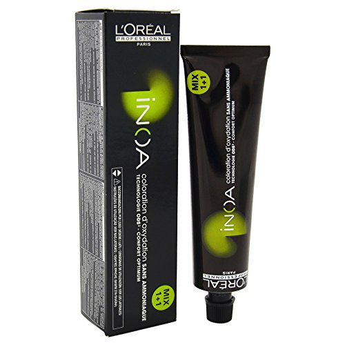 L'Oreal Professional Inoa, Unisex Hair Color, # 4.51 Maho...
