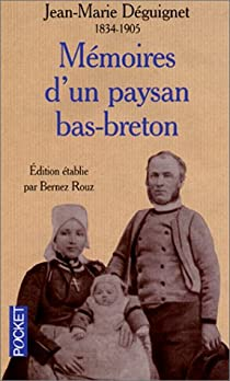 Mémoires d'un paysan bas-breton par Deguignet
