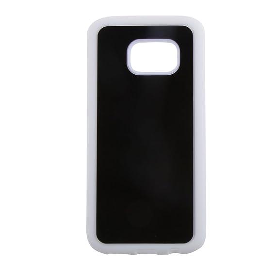 6c5d4df506b AK FUNDAS Anti Gravity Case for Samsung S7 Edge (White and Black) Mobile  Phone
