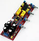 1 pcs lot with 3.3 uf capacitor LM4610 tone board