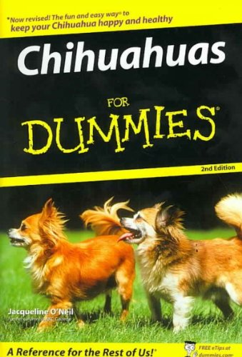 Chihuahuas For Dummies pdf