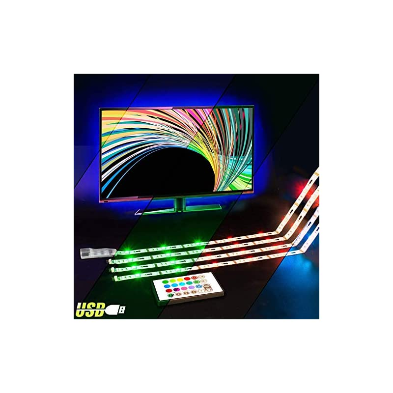 LED TV Backlight,ViLSOM Powered USB LED