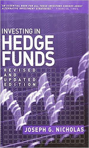 Ilmainen tietokoneen eBook pdf-lataus Investing in Hedge Funds, Revised and Updated Edition 1576601846 PDF ePub MOBI by Joseph G. Nicholas