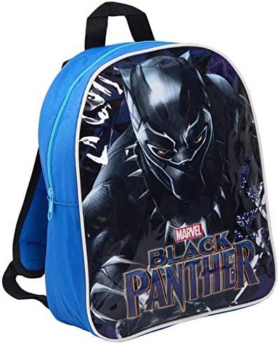 Mochila escolar para niños de Marvel Black Panther, Negro (Negro) - MNCK9988: Amazon.es: Ropa y accesorios