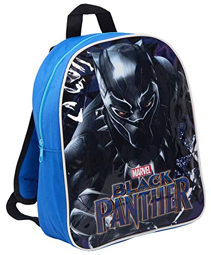 Marvel Black Panther Kids School Backpack Bag