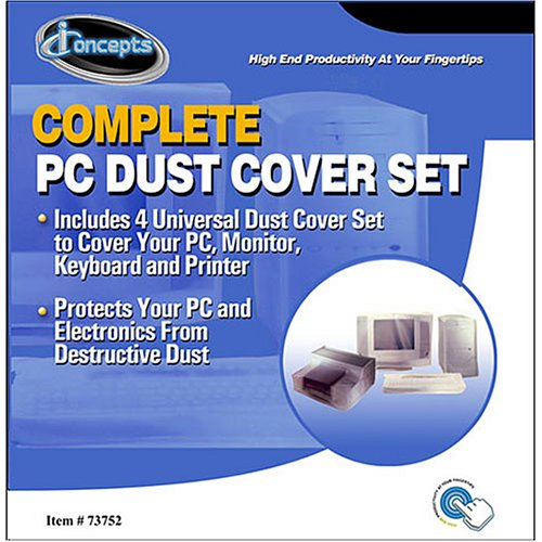 Complete PC Dust Cover Iconcepts 73752