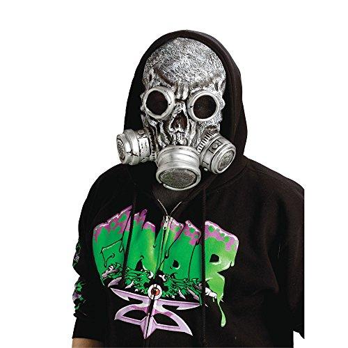 Biohazard Zombie Gas Mask -