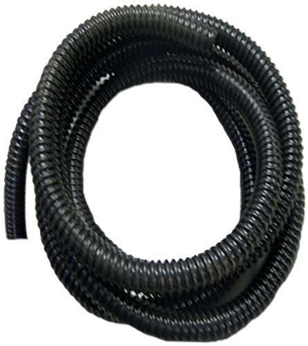 Algreen Heavy Duty Non Kink Tubing for Ponds/Rain Barrels and More, 1.5-Inch Diameter by 25-Feet by Algreen by Algreen