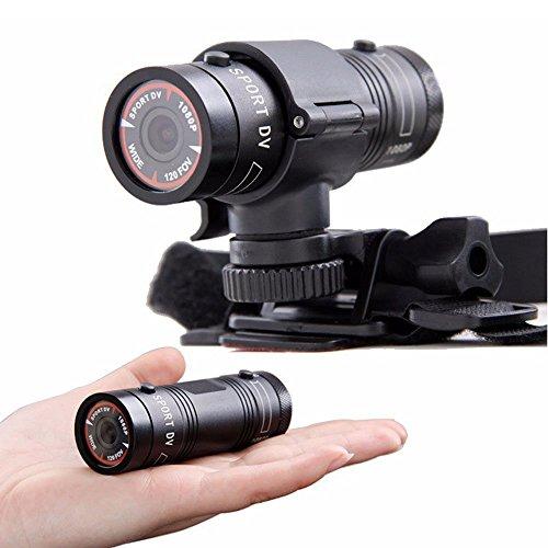 Polarlander Mini F9Kamera HD Bike Motorrad Helm Sport Action Kamera Video DV Camcorder Full HD 1080p Auto Video Recorder