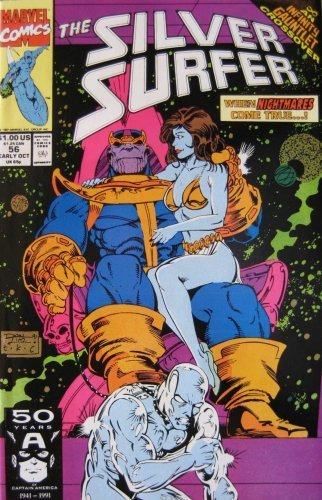 Books : SILVER SURFER, #56, Early October 1991 (VOLUME 3)