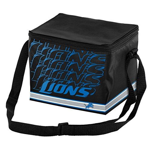 Lunch Lions Box (FOCO Detroit Lions Impact 6 Pack Cooler)